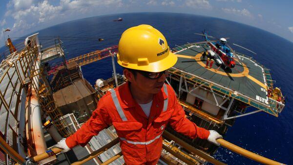 Rosneft bắt đầu khoan giếng sản xuất ở vùng thềm lục địa của Việt Nam - Sputnik France