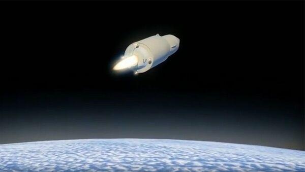 Missile hypersonique Avangard - Sputnik France