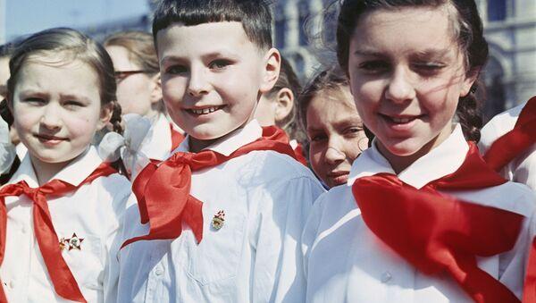 Comment vivaient les pionniers soviétiques? - Sputnik France