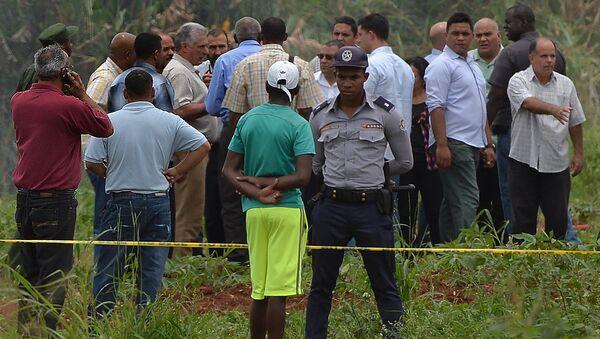 Un Boeing transportant une centaine de personnes s'écrase à l'aéroport de La Havane - Sputnik France