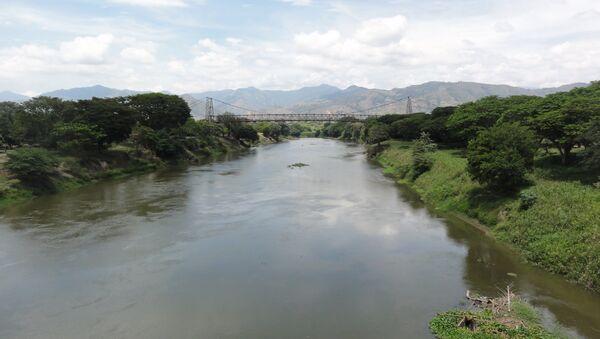 Río Cauca, Colombia - Sputnik France