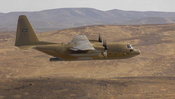 Royal Saudi Air Force C-130 Hercules - Sputnik France
