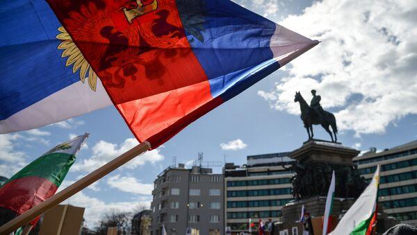 Празднование 140-летия освобождения Болгарии от османского ига - Sputnik France