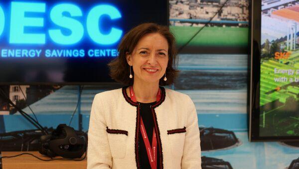 Sylvie Jéhanno - Sputnik France
