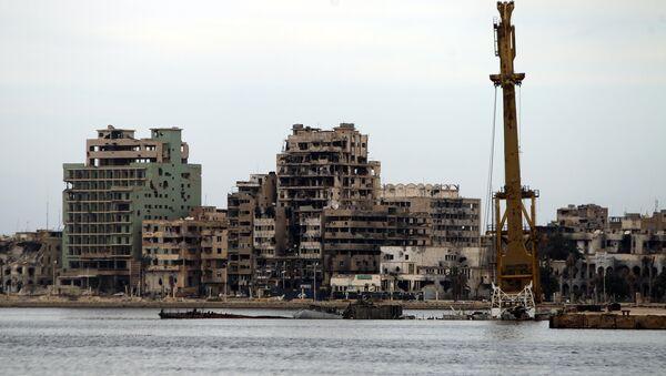 Benghazi, Libye - Sputnik France