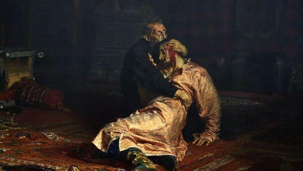 Ivan le Terrible tue son fils - Sputnik France
