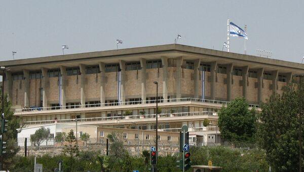 Knesset - Sputnik France