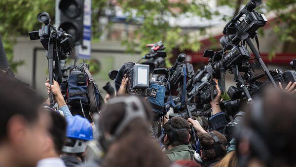 Journalistes - Sputnik France