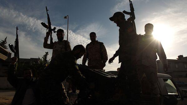 Libyan troops loyal to Gen. Khalifa Haftar. (File) - Sputnik France