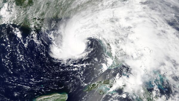La tempête subtropicale Alberto - Sputnik France