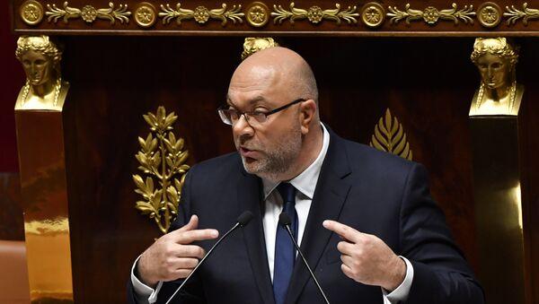 French Agriculture Minister Stephane Travert - Sputnik France