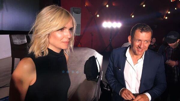 Dany Boon à Moscou - Sputnik France