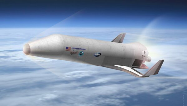 Vaisseau spatial de Virgin Galactic - Sputnik France