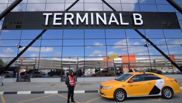 Открытие нового терминала Шереметьево - Sputnik France