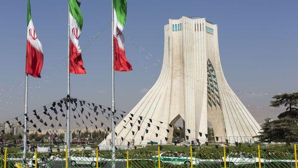 Башня Азади в Тегеране - Sputnik France
