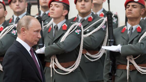 Poutine, Autriche - Sputnik France