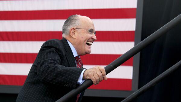 Rudy Giuliani - Sputnik France