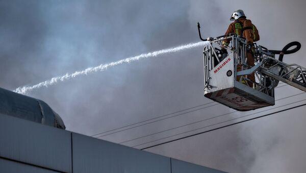 Incendie, image d`illustration - Sputnik France