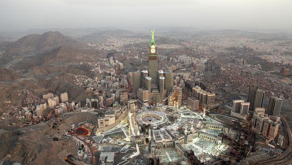 la Grande mosquée de la Mecque - Sputnik France
