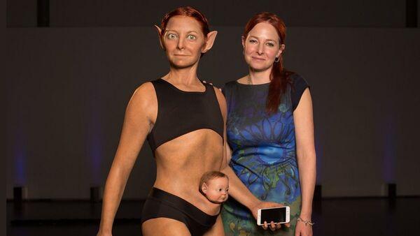 Alice Roberts et son modèle de femme idéale - Sputnik France