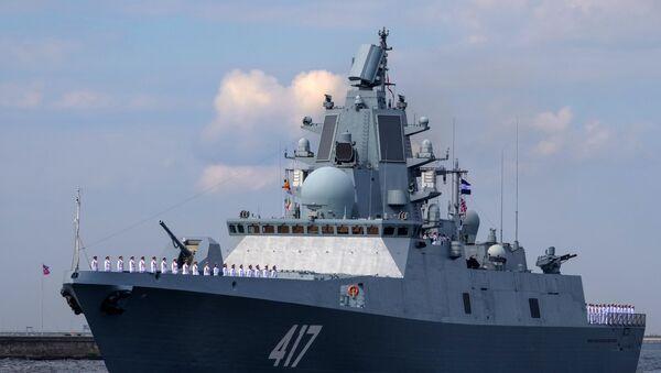La frégate Admiral Gorchkov - Sputnik France