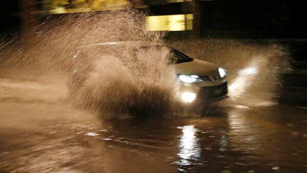 Pluies torrentielles à Lausanne - Sputnik France