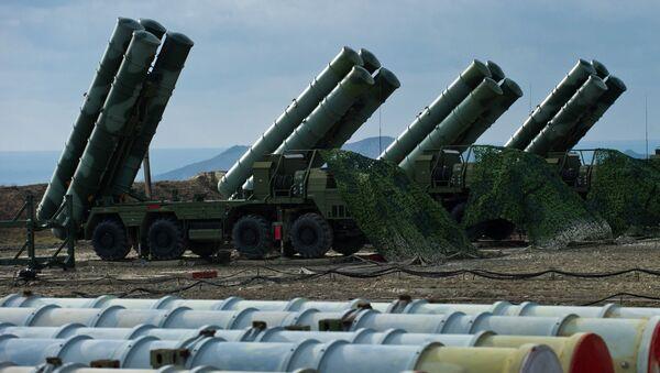 Systèmes de missiles S-400 - Sputnik France