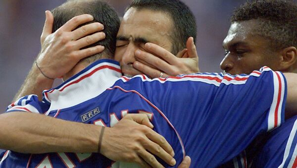 Les pays vainqueurs de la Coupe du Monde de football - Sputnik France
