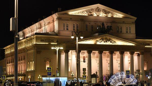 Le théâtre Bolchoï à Moscou - Sputnik France