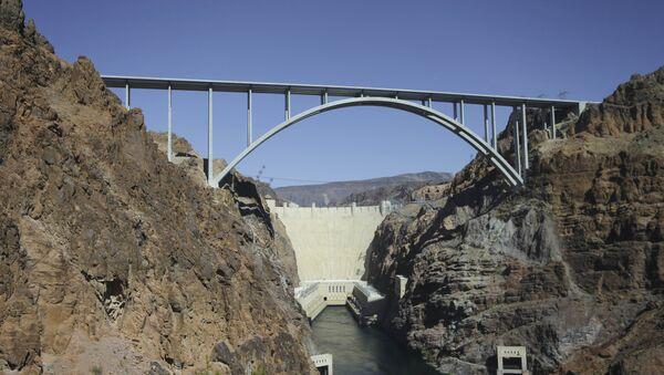 Le pont près du barrage Hoover - Sputnik France