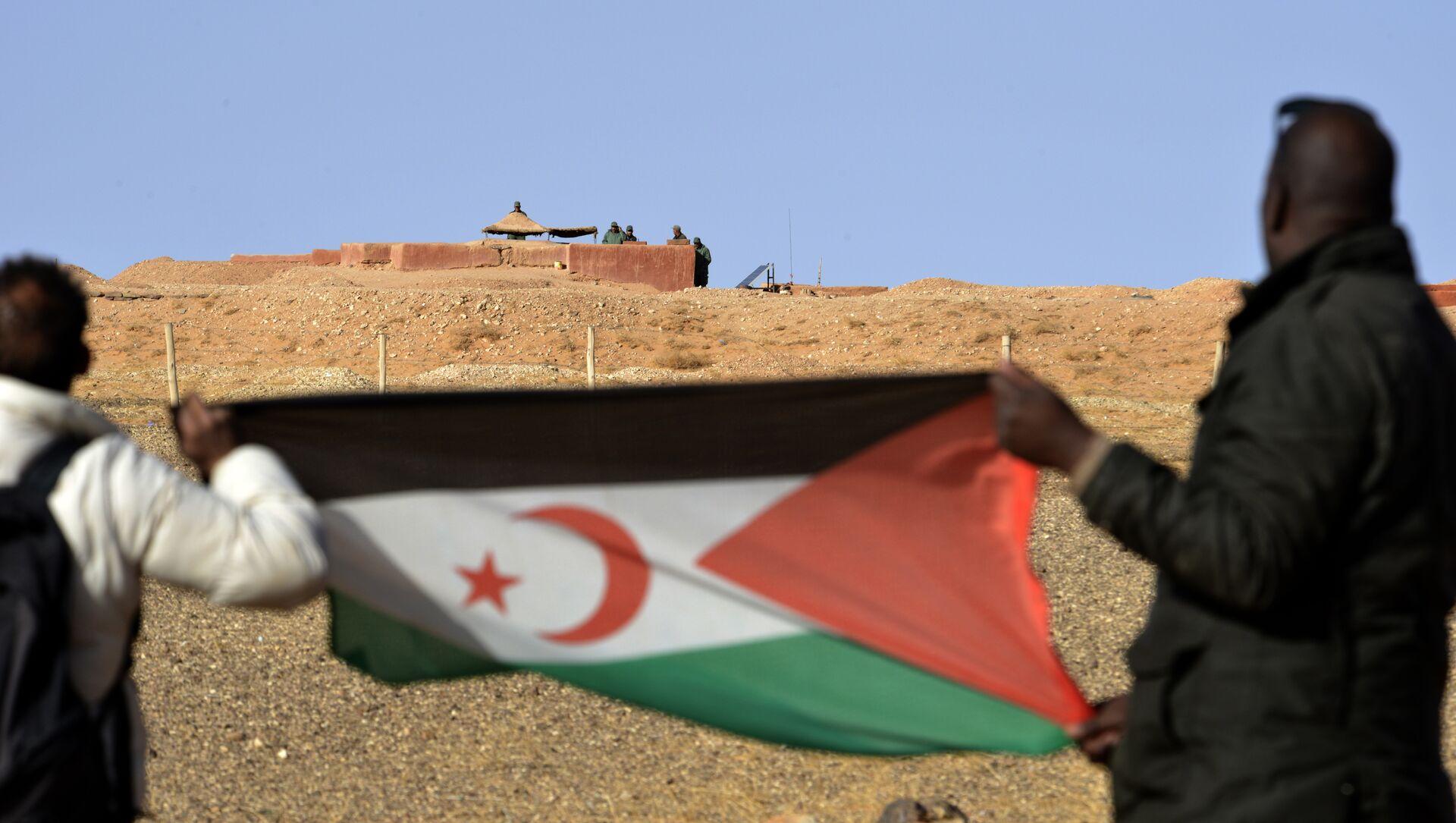 Sahara occidental - Sputnik France, 1920, 30.07.2021