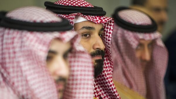 Mohammed ben Salmane, prince héritier d'Arabie saoudite - Sputnik France