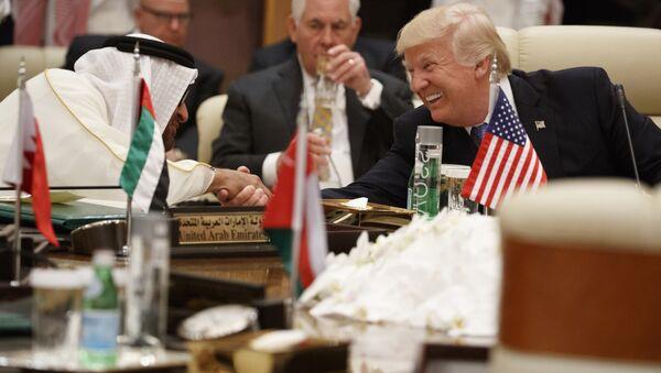 «Les USA ont promis à l'Arabie saoudite de résilier l'accord nucléaire avec l'Iran» - Sputnik France