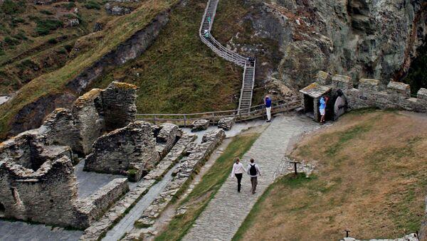 Tintagel Castle - Sputnik France