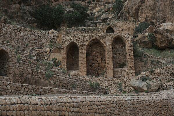 «Deuxième Jérusalem» pour les Assyriens: le monastère Mor Evgin à Mardin, en Turquie - Sputnik France