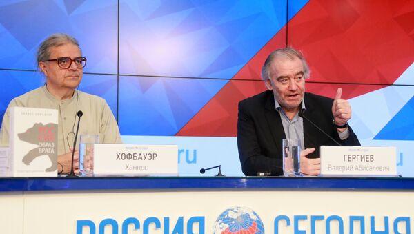Présentation du livre «Russie: image de l'ennemi. Histoire d'une diabolisation» - Sputnik France