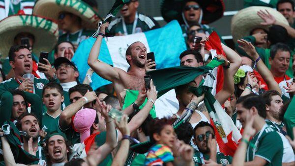 Football Coupe du monde 2018 Match Allemagne - Mexique - Sputnik France