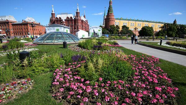 Moscou lors du Mondial - Sputnik France