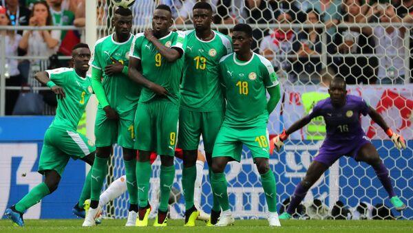 Football Coupe du monde 2018 Match Pologne - Sénégal - Sputnik France