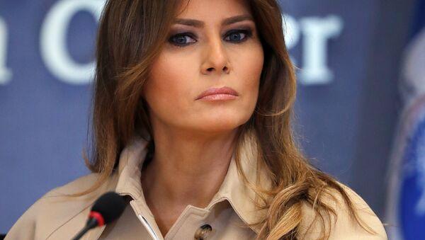 U.S. first lady Melania Trump (File) - Sputnik France