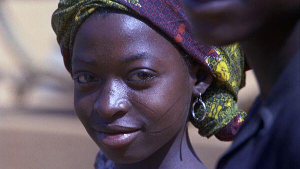 Une femme noire - Sputnik France