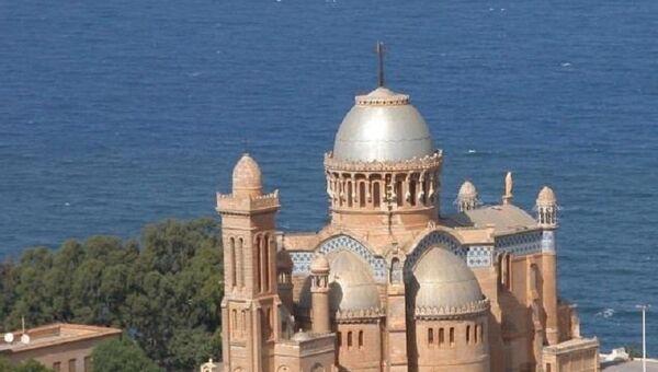 Notre-Dame d'Afrique vue de haut. - Sputnik France