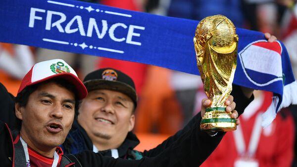 Football Coupe du monde 2018 Match France - Pérou - Sputnik France