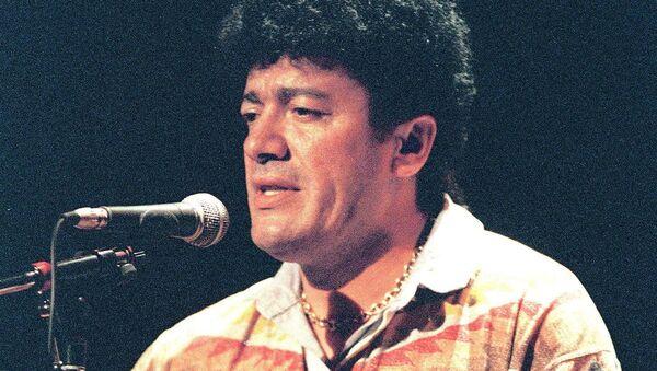 Le chanteur kabyle Lounès Matoub - Sputnik France