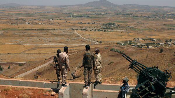 Combatientes del Ejército Libre Sirio - Sputnik France