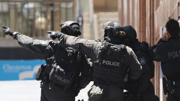 Des policiers armés à Sydney, en Australie - Sputnik France