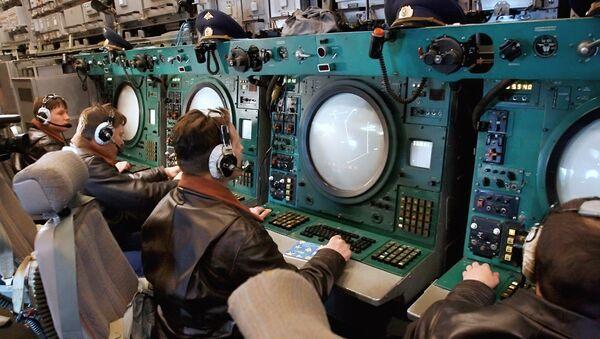 Dans un station de surveillance radar - Sputnik France