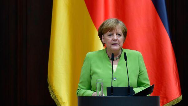 Bundeskanzlerin Angela Merkel - Sputnik France