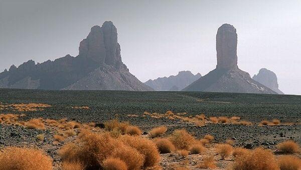 Plateau de l'Assekrem, dans l'extrême sud de l'Algérie. - Sputnik France