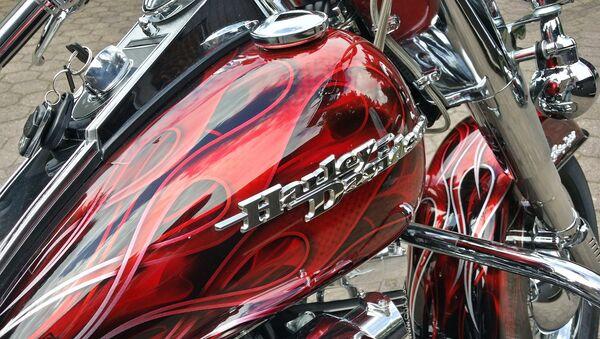Harley-Davidson - Sputnik France